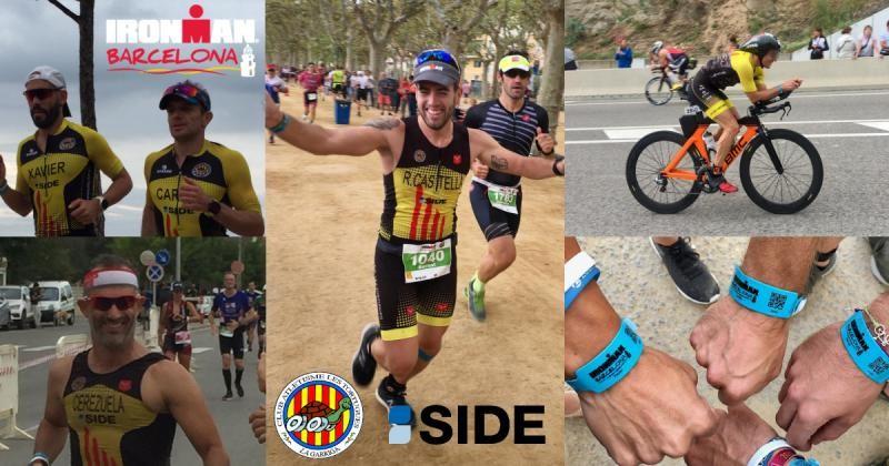 SIDE participa a la Ironman de Barcelona