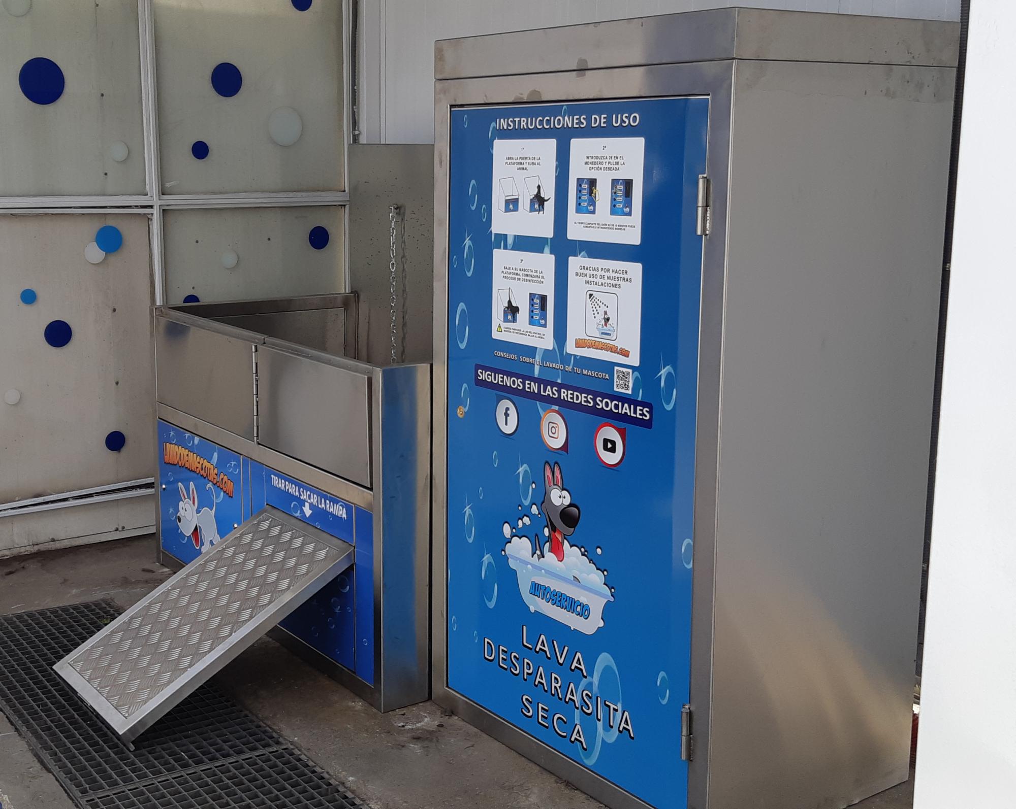 Caso de éxito: Unitronics aplicado en el lavado de mascotas
