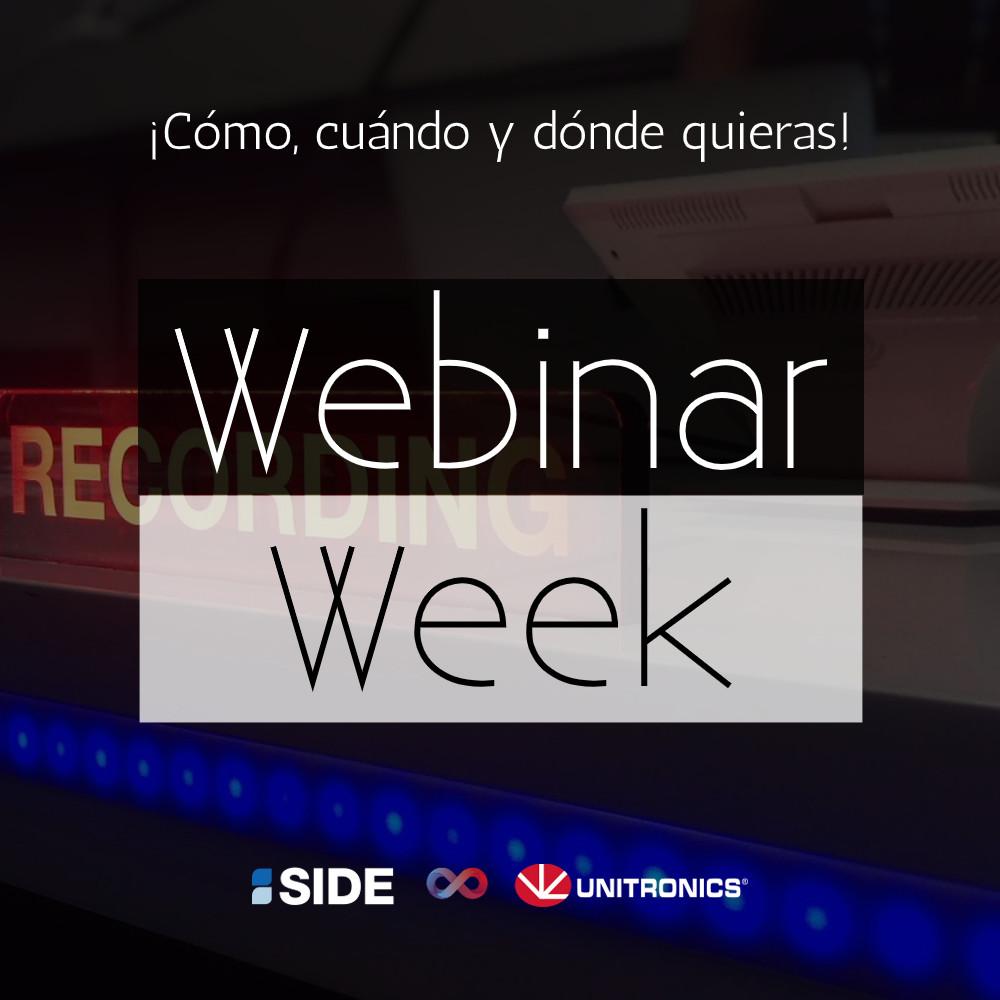 Webinar Week - Disfrútala siempre