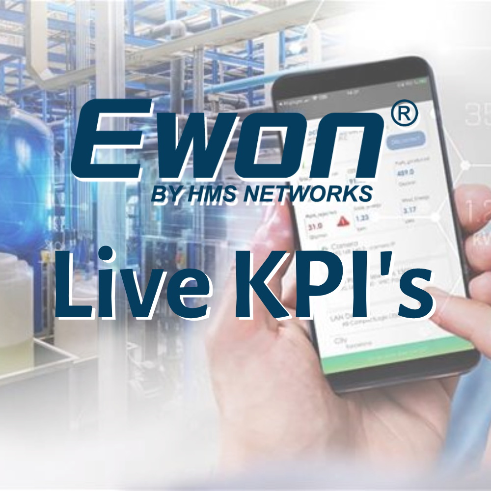 EWON FLEXY LIVE KPI's