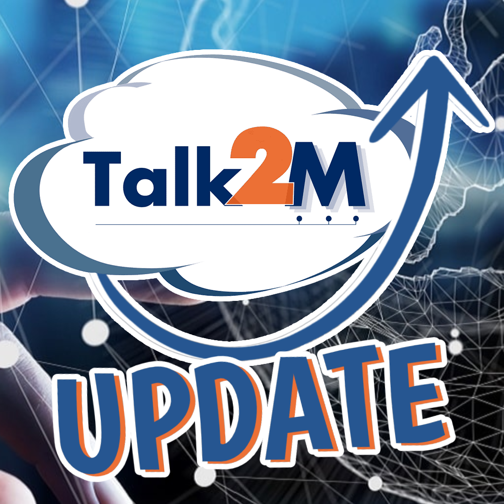 Talk2M: The Update