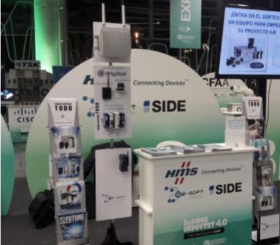 SIDE asiste nuevamente a la Basque Industry 4.0