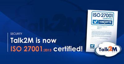Talk2M de eWON con certificado STAR e ISO27001